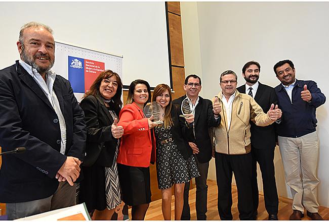 """Premio """"Mujer pionera 2017"""" distingue a trabajadoras de Magallanes"""