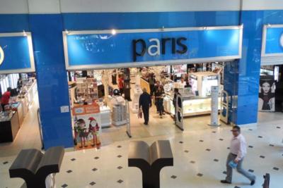 Tiendas Paris elimina de forma definitiva la entrega de bolsas plásticas a sus clientes