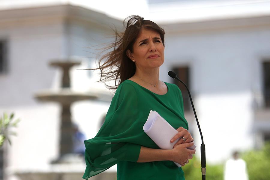 """""""Ex vocera del gobierno de Bachelet deja Chile para asumir cargo en ONU Mujeres"""""""