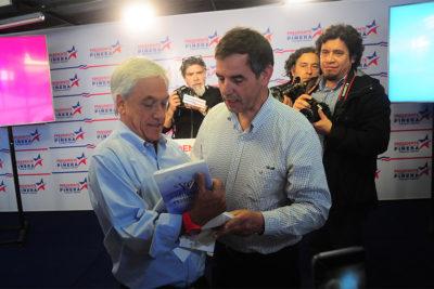 Piñera apunta a Sence y reducción en gastos de consumo para financiar programa