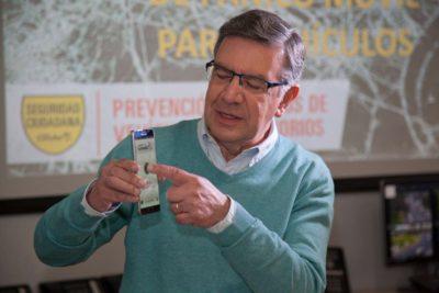 """Las Condes implementará botón """"antiportonazo"""""""