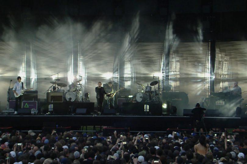 Radiohead vuelve a Chile en 2018 con concierto en el Estadio Nacional