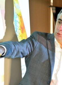 """René Garreaud, experto climático: """"La megasequía debiera irse interrumpiendo por años más húmedos"""""""