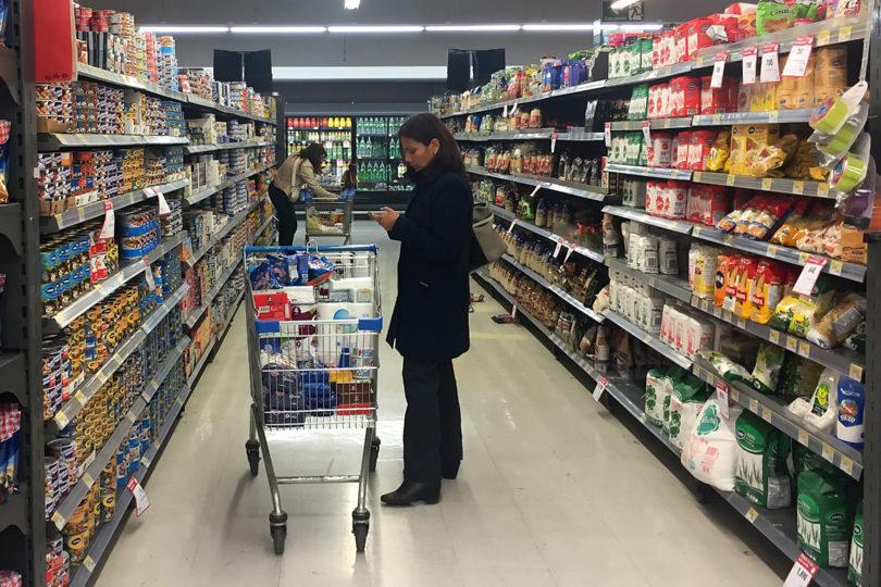 Sorpresivo aumento del IPC lleva a la inflación anual a 1,9%
