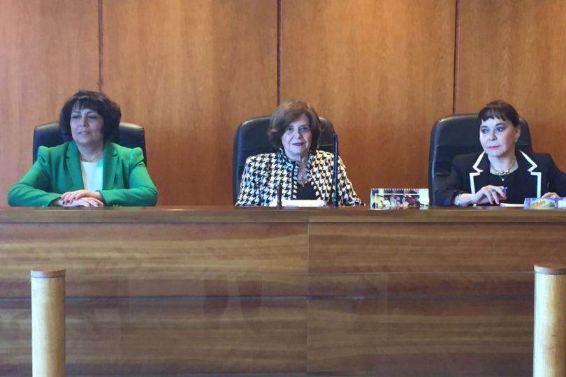 Talca: por primera vez, sala de la Corte de Apelaciones es integrada solo por mujeres
