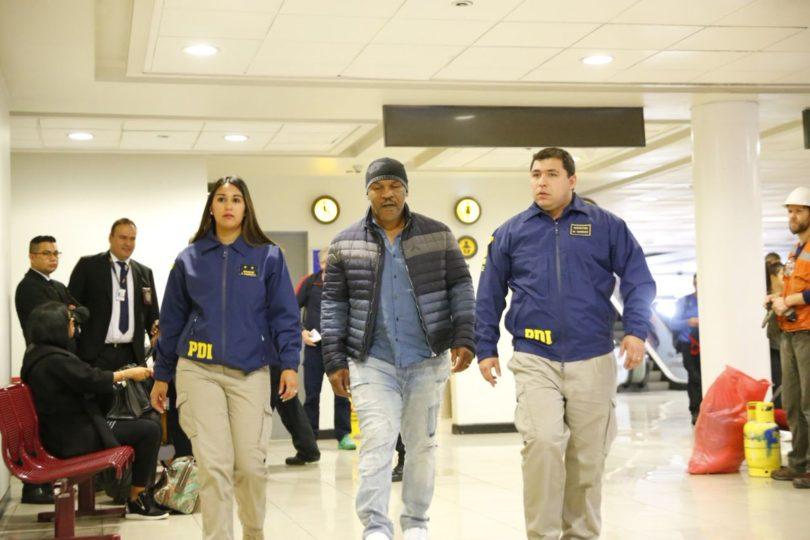 Chile niega entrada a Mike Tyson: fue deportado en el aeropuerto