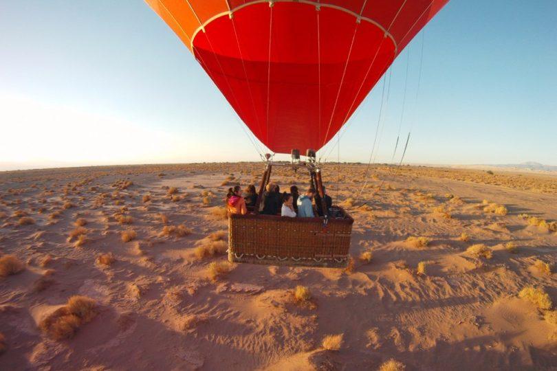 Comunidad indígena de San Pedro logra revocar permiso de globos aerostáticos en la zona