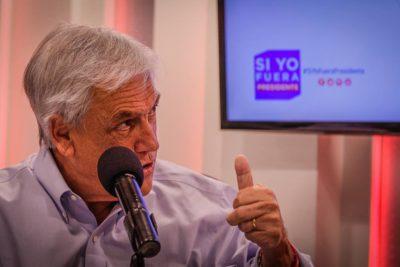 Piñera utiliza las cavernas para explicar su nuevo discurso sobre gratuidad