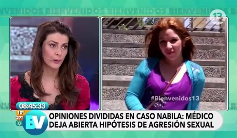 """""""Abogada de Nabila Rifo explica por qué se querelló contra Tonka Tomicic y no Martín Cárcamo"""""""