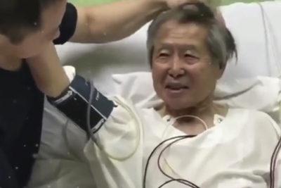 """Alberto Fujimori rompe el silencio tras polémico indulto: """"Anhelo un Perú sin rencores"""""""