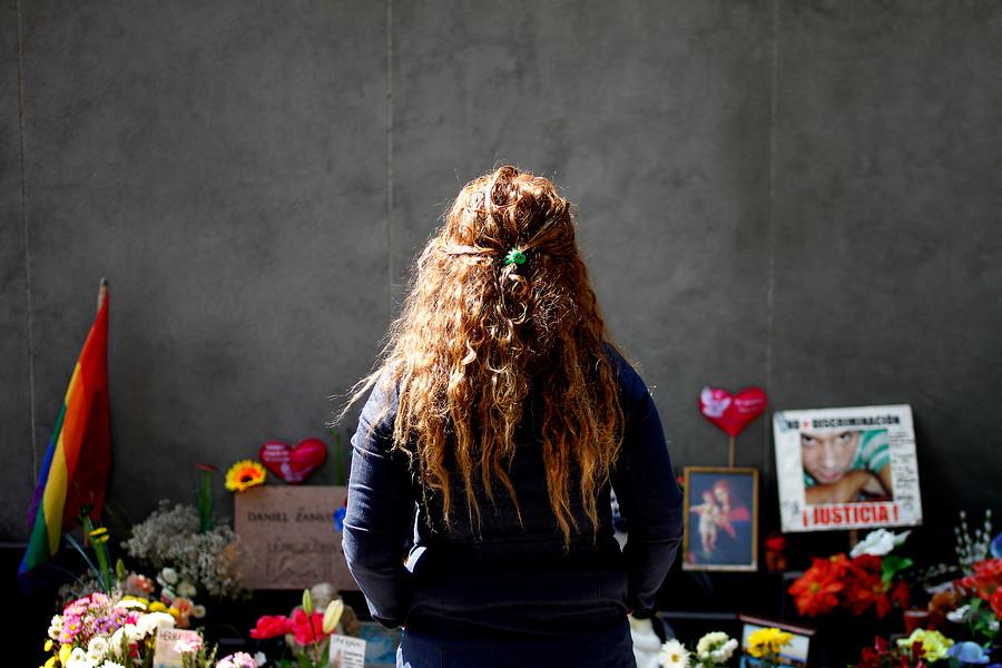 """""""Fundación Iguales pide declarar Monumento Histórico lugar donde fue atacado Daniel Zamudio"""""""