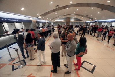 Feriado bancario no afectará atención normal del público