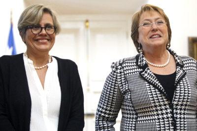 Michelle Bachelet recibirá Plan Nacional de DD.HH. y podría concretar definición sobre cierre de Punta Peuco