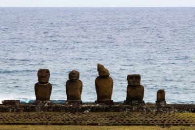 Leonardo Pakarati, cineasta Rapa Nui: «Lo más importante es una cantidad enorme de restos humanos que están en bodegas al otro lado del mundo»