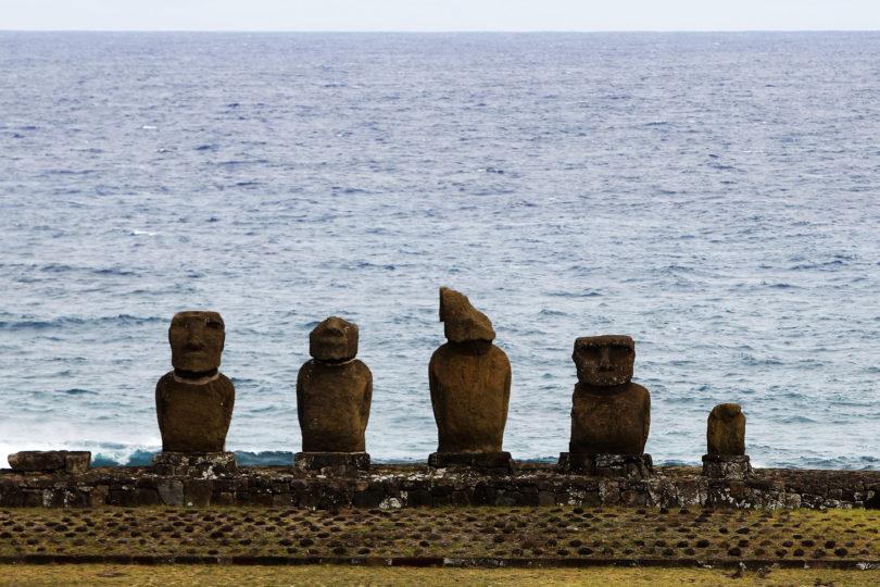 Rechazan recurso de protección contra consulta indígena por área marina protegida en Isla de Pascua