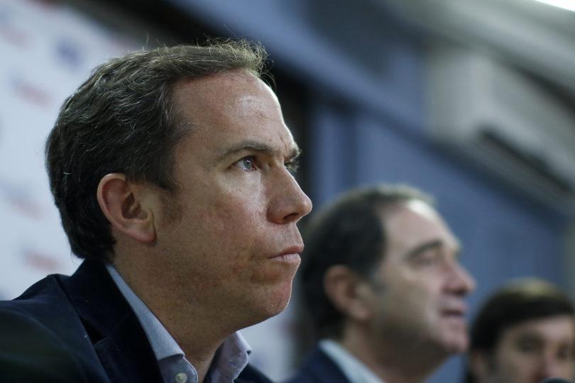 """Jorge Alessandri (UDI): """"Si Piñera tuviera un accidente, no existe alguien potente para reemplazarlo"""""""