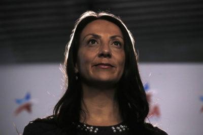 """Cecilia Pérez acusa """"aprovechamiento indecente"""" y asegura que Piñera nunca habló de fraude electoral"""