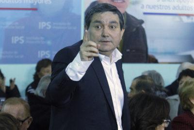 Alcalde de San Ramón acusa complot liderado por Ricardo Solari y Camilo Escalona