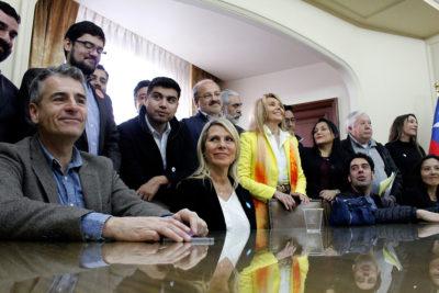 Lily Pérez puso fin a alianza con Ciudadanos y anuncia la disolución de Amplitud