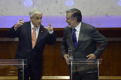 Asi será la franja televisiva de Sebastián Piñera y Alejandro Guillier de cara a la segunda vuelta