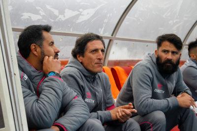 Mario Salas es el nuevo entrenador de Sporting Cristal de Perú
