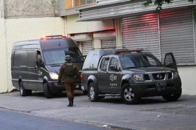 Hombre amenazó con detonar bomba en Santiago si no le solucionaban deuda bancaria: preso