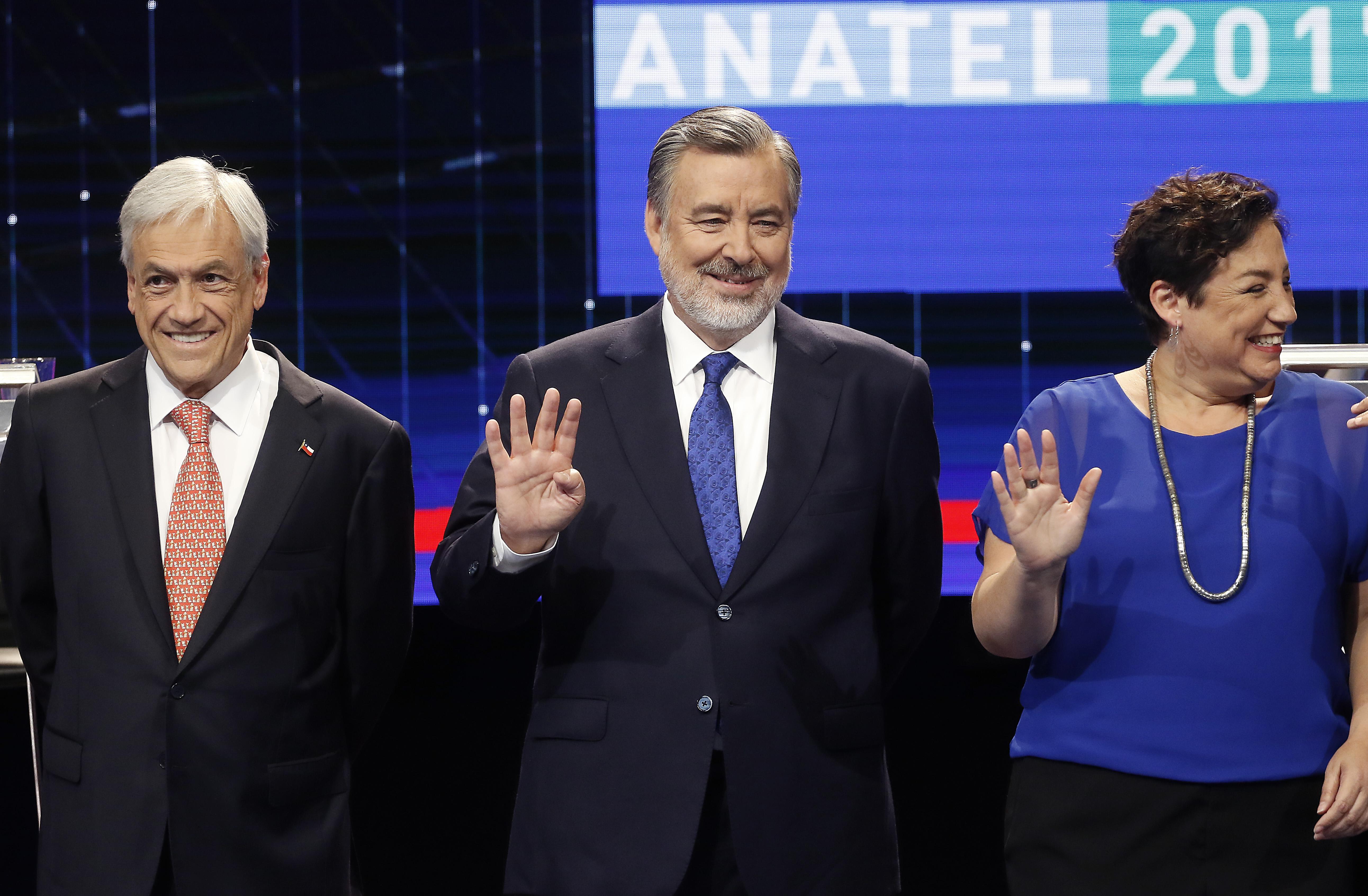 11% de los votos de Sánchez optó por Piñera en el balotaje