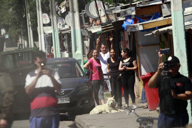 """Acogen recurso de protección de vecinos de La Legua por violencia e """"insuficientes"""" planes de seguridad"""