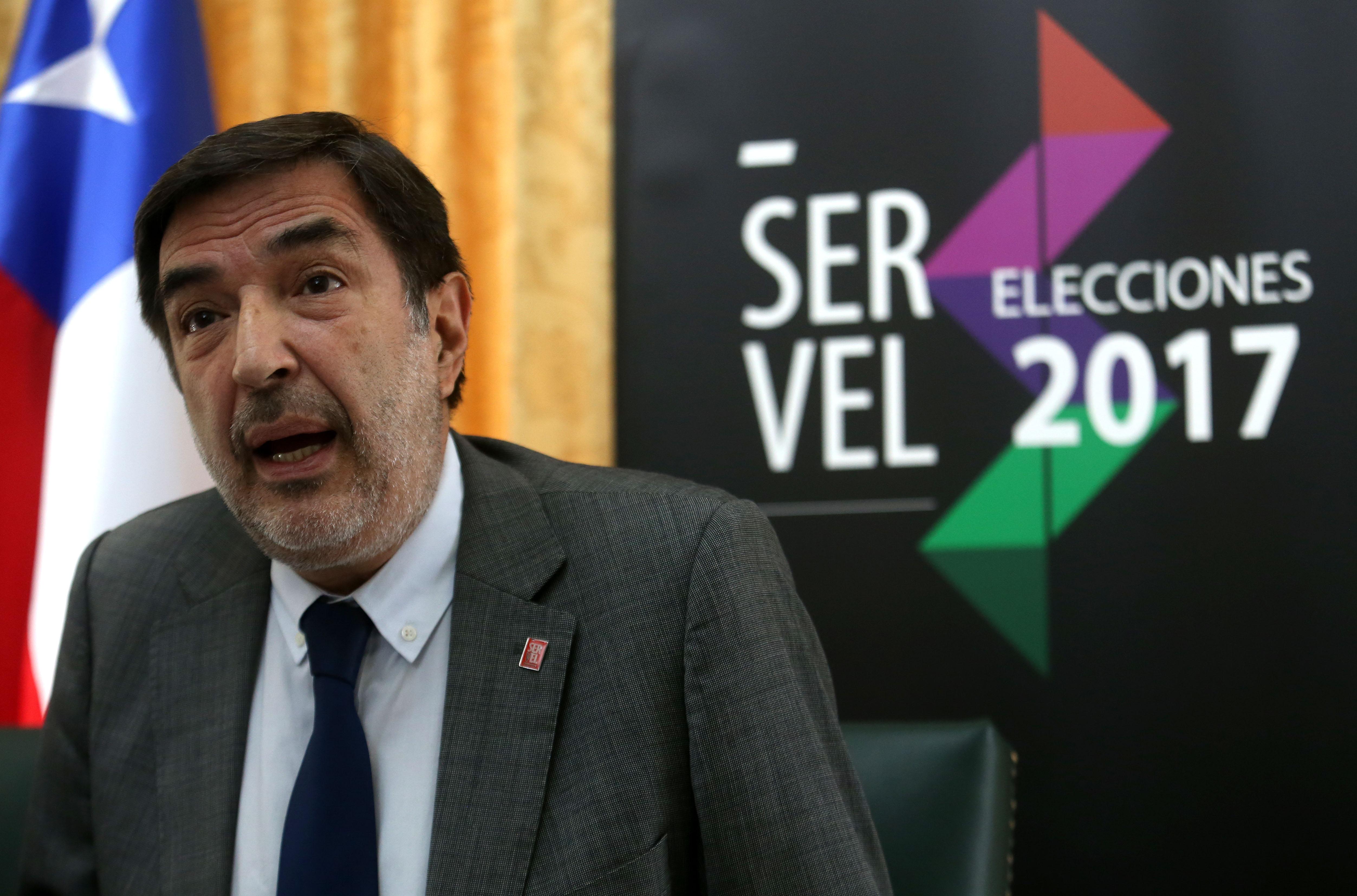 Servel cifra en 12 las denuncias de votos marcados en todo Chile