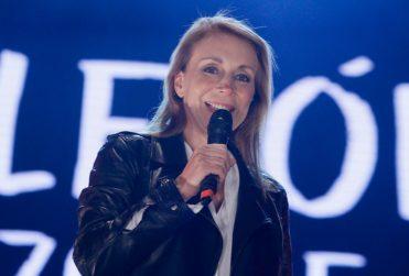 El regreso de Karen Doggenweiler a TVN tras la campaña presidencial de Marco Enríquez-Ominami