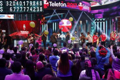 Teletón 2017: campaña lleva reunido poco más de seis mil millones a doce horas de dar inicio