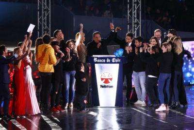 Teletón 2017 logró superar la meta con más de $32 mil millones