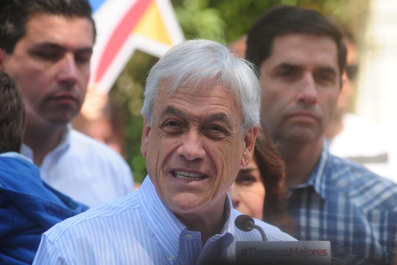 """Sebastián Piñera adelanta plan """"Tolerancia Cero contra las drogas y delincuencia"""""""