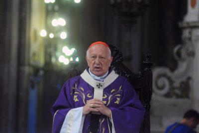 """Obispos valoran que Ezzati no lidere el Te Deum: """"Hizo un gesto de generosidad"""""""
