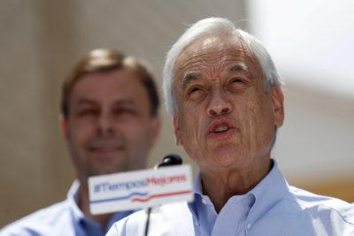 Piñera asegura que sólo repitió lo que la prensa dijo sobre votos marcados y apunta al Gobierno