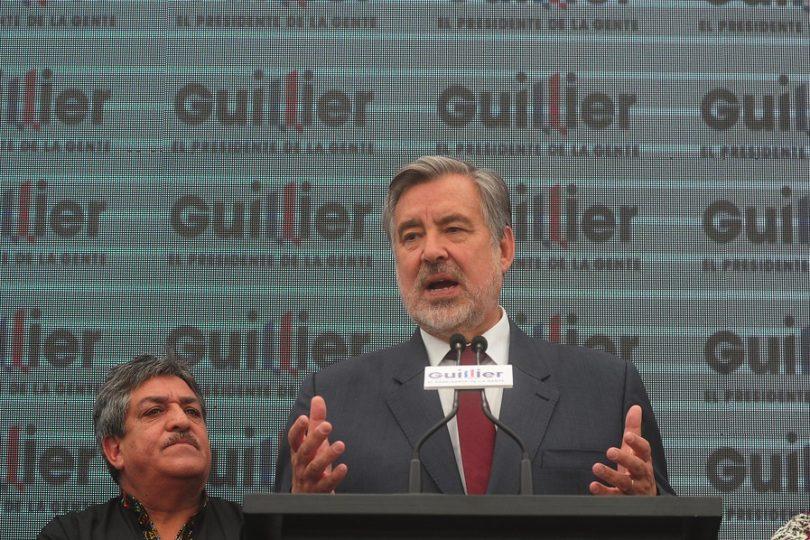 """Guillier aclara dicho sobre 'meter mano' a empresarios: """"Pagar impuestos no es lucha de clases, es justicia social"""""""