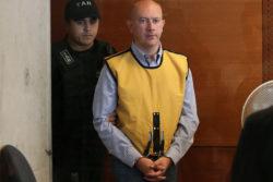 Rafael Garay deja la cárcel y queda con arresto domiciliario