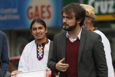 """Jorge Sharp pide """"saldar la deuda"""" con Valparaíso y que le cedan paño de ex mall Barón para desarrollar un proyecto"""