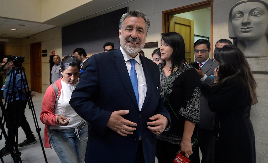 """Guillier y acusaciones de 'pre corrupción' e intervencionismo: """"Corrupción es borrar los nombres de las listas de espera"""""""