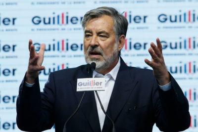 """Guillier en cierre de campaña: """"Hemos descubierto que Piñera tiene el programa del copy paste"""""""