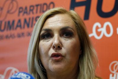 Pamela Jiles apunta a la Presidenta Bachelet como responsable de derrota de Alejandro Guillier