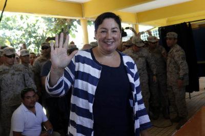Beatriz Sánchez cambia de domicilio electoral y suena como candidata en la V Región