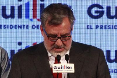 Cómo fue el rápido ascenso de Guillier, el candidato que pretendía continuar el legado de Bachelet