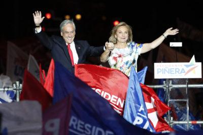 """Piñera en discurso conciliador afirma que """"se escuchó fuerte la voz de los chilenos"""""""