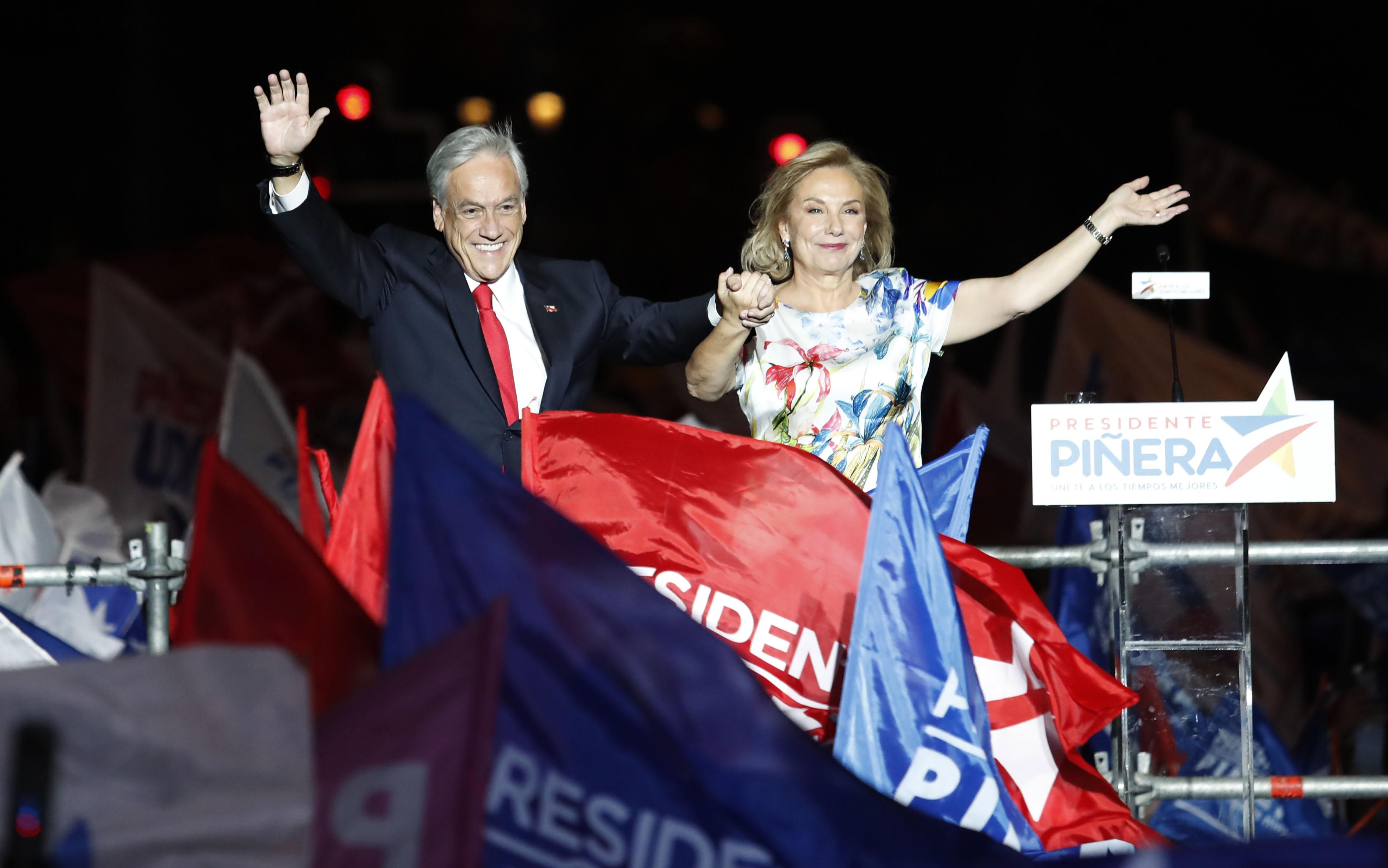 """""""Piñera en discurso conciliador afirma que"""