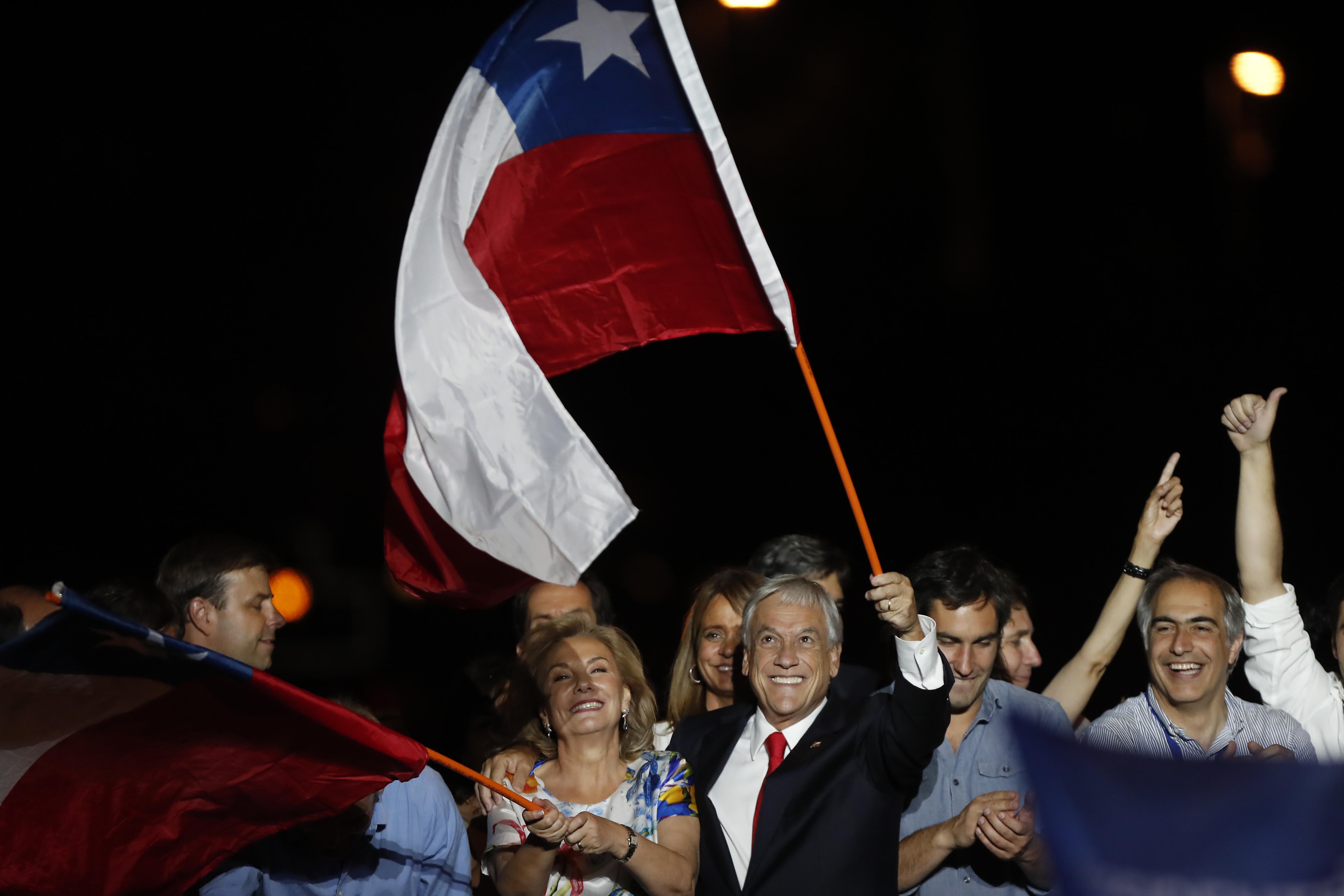 """""""Los números que llevaron a Piñera a la contundente victoria en segunda vuelta"""""""