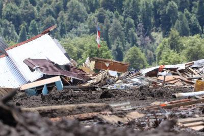 Fiscalía ofició a Sernageomin por informe que alertaba sobre peligro de aluvión en Villa Santa Lucía