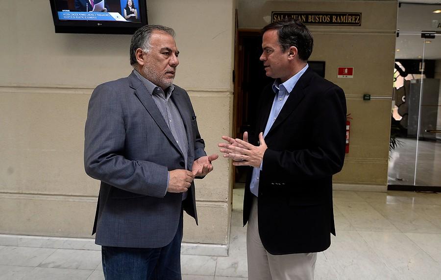 """""""Andrade (PS) y Walker (DC) llaman al gobierno a acelerar tramitación de proyectos sobre pensiones"""""""