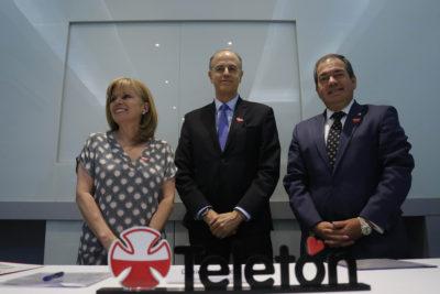 Teletón da a conocer la recaudación final a tres semanas de la versión 2017