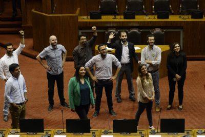 RD continúa en Frente Amplio y se aleja de la ex Nueva Mayoría en las próximas elecciones